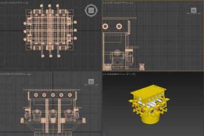 3D CAD事業