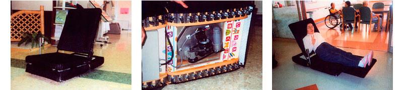 電動車椅子(タイプ1)使用例