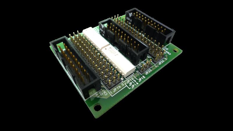 絶縁型汎用インタフェースボード