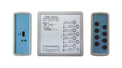 USB接続デジタル入力ユニット本体