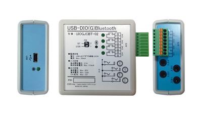 USB/BT接続デジタル入出力ユニット本体
